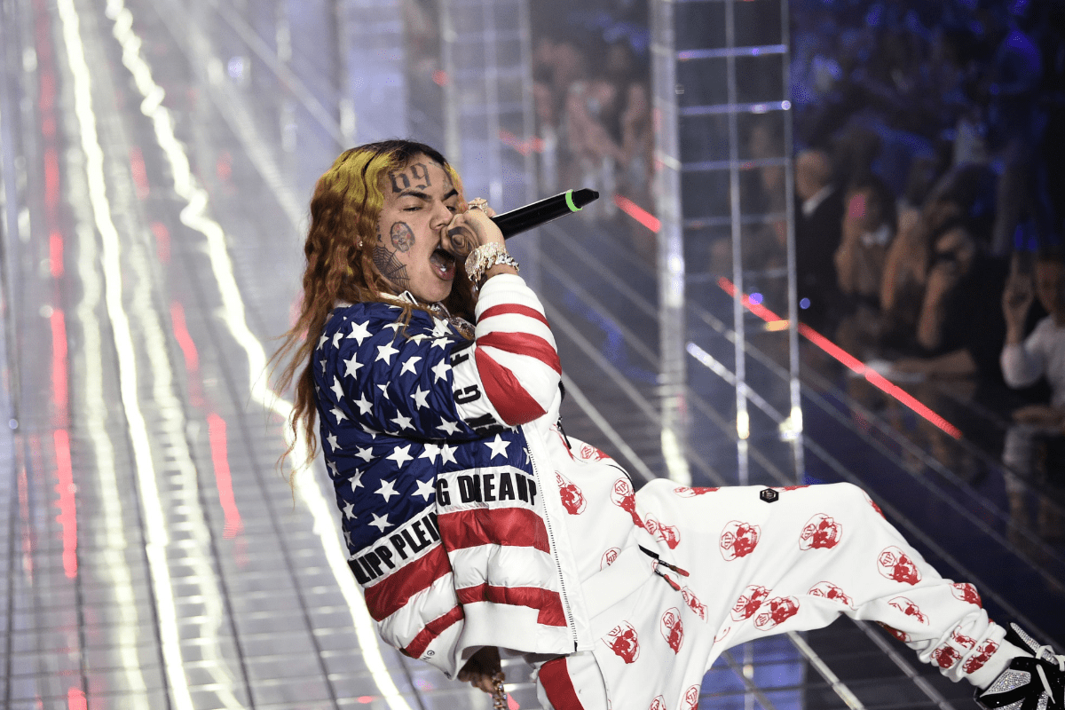 Tekashi 6ix9ine's Complicated Relationship With Spanish Language Networks