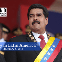 Venezuelan Supreme Court Justice Defects to the United States