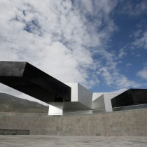 South America Bloc's Woes Leave Architectural Gem Forlorn