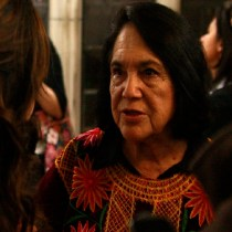 Will a (Very) Early Endorsement of Kamala Harris by Dolores Huerta Even Matter to Young Latino Voters?