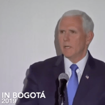 What VP Pence Said About Venezuela During the Lima Group Meeting in Bogotá