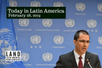 Diplomats Walk Out During Venezuelan Foreign Minister's UN Speech