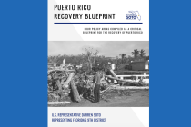 Rep. Darren Soto Releases Puerto Rico Recovery Blueprint