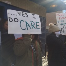 After CBP Confusion, NYC Public School Rallies in Support of Its Immigrant Community