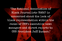 NABJ Elevates CNN to Special Media Monitoring List