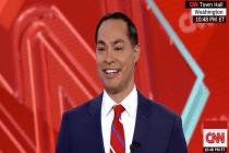 Some Video Highlights of Julián Castro's CNN Town Hall