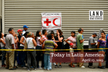 Red Cross Delivers First Aid to Venezuela