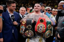 Historic Andy Ruiz Win Jolts Elation Among Mexican Americans
