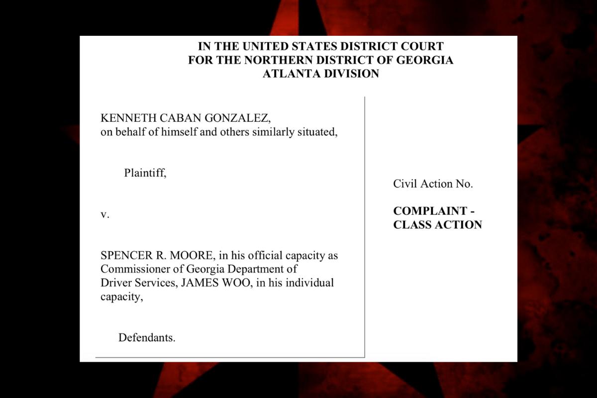 Lawsuit Alleges That Georgia DDS Discriminates Against