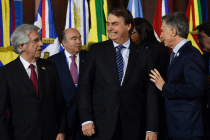 Brazil's Bolsonaro: Make South America Great Again