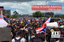 Massive Historic Strike in Puerto Rico as Protesters Demand That Governor Resign