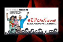 #ElPasoFirme: Renowned Artists Residente and La Santa Cecilia to Join El Paso Communities for Sept 7 Action Against White Supremacy