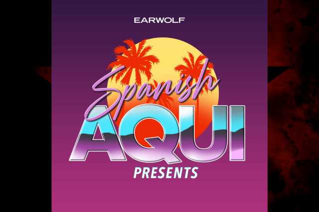 Time For Some 'Spanish Aquí Presents'