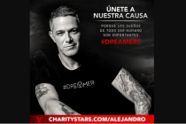Alejandro Sanz and His #DREAMERTeam Are a Beacon of Tangible Hope for These Fearful Times