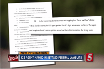 Local Nashville Report Says One of ICE Agents Involved in Shooting Was Part of Previous Settled Lawsuits