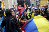 Colombians Fill Streets Hoping to Channel Wave of Discontent