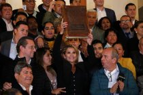 Opposition Lawmaker Claims Presidency in Crisis-Torn Bolivia