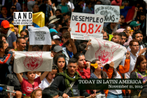 General Discontent Coalesces in Colombian National Strike