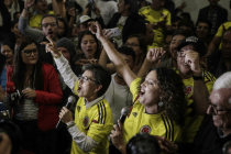 Bogotá's History-Making Mayor-Elect Weds Partner in Colombia