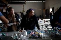 Volunteers Battle Health Crisis of Asylum Seekers in Mexico