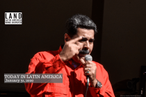 Maduro Extends Colombia an Olive Branch to 'Re-Establish Consular Relations'