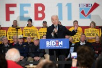 Biden's Poor Showing in Iowa Shakes Establishment Support
