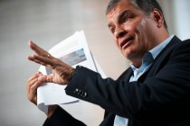 Bribery Trial Begins Against Ex-Ecuador Leader Rafael Correa