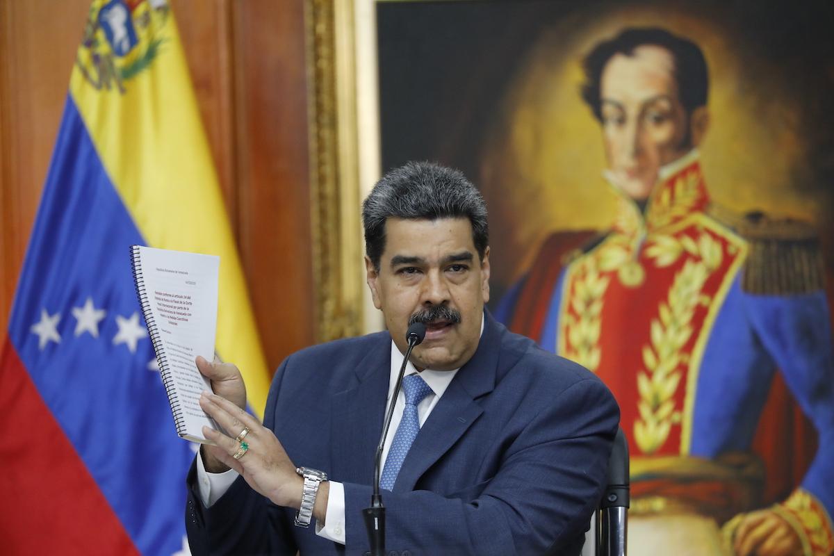 Venezuelan President Says Arrest of Juan Guaidó 'Will Come'