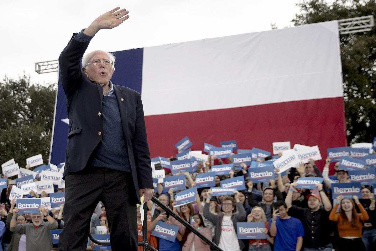 Texas Looms Large as Super Tuesday Bonanza for Democrats