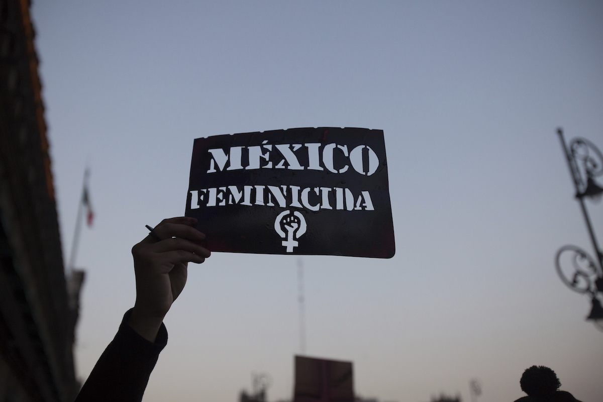 Mexican Activists Protest After Gruesome Killing of Woman