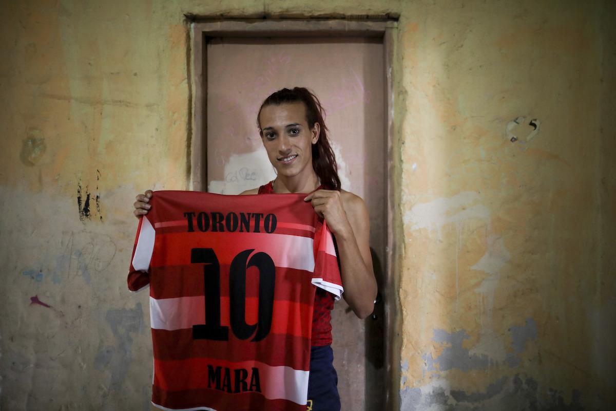 Transgender Woman Poised to Make Argentine Soccer History