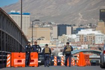 US Sending Military Police to Two Border Crossings