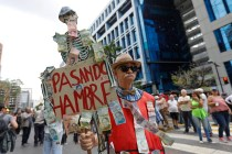 Opposition's Street Protests Losing Appeal in Venezuela