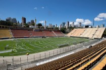 São Paulo Stadium Turning Into Hospital for Coronavirus