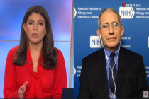Dr. Anthony Fauci Was on Telemundo to Talk About COVID-19