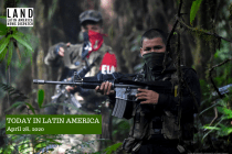 Ceasefire With Colombian Rebel Group to End Friday
