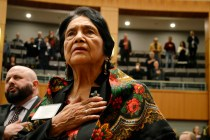 Joe Biden Gets Backing of Key Latina Activist Dolores Huerta