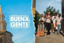 'Buena Gente' Short Film: An Affectionate Look at Four Musician Friends in Cartagena