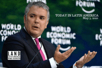 Report: Colombia's President Iván Duque Spends Peace Fund on PR Campaign