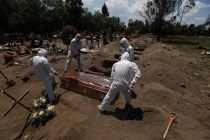 Mexico Leader Urges Calm After Jump in Reported COVID Deaths