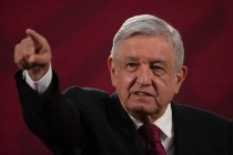 Mexico's President Dismissive of Wearing Mask in Pandemic