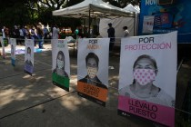 Mexico Records Near-Record Daily Deaths, Coronavirus Cases