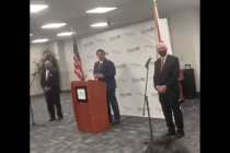 A Confrontation With Ron DeSantis in the Time of COVID-19