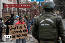 Chilean Police Accused of Over 8,500 Human Rights Abuse Instances