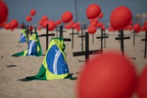 Brazil Near 100,000 Deaths From COVID-19
