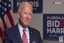 The FULL Telemundo Joe Biden Interview and Transcript