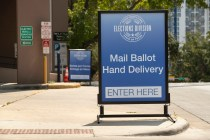 Court Reinstates Texas Limit on Ballot Drop-Off Locations