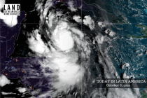 Hurricane Delta Heads Towards Yucatan Peninsula and Parts of Caribbean
