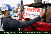 Record Number of Latino Votes Already Cast in 2020