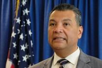 Newsom Taps California Election Chief Padilla for US Senate
